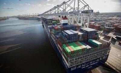 Savannah Set To Serve Six 14,000-TEU Vessels Simultaneously 5