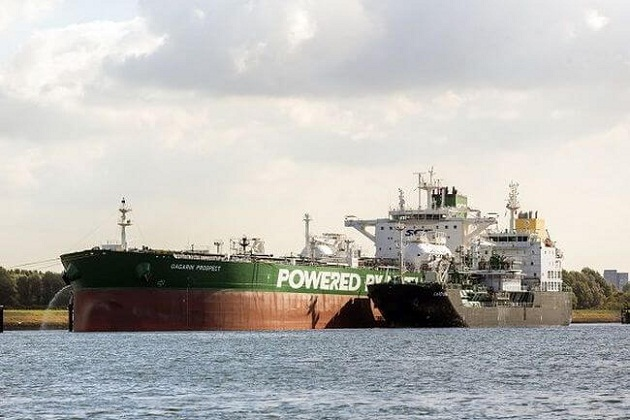 Rotterdam Bunker Port Tracks Reduce In Sale Of Fuel Oil & Increase In LNG
