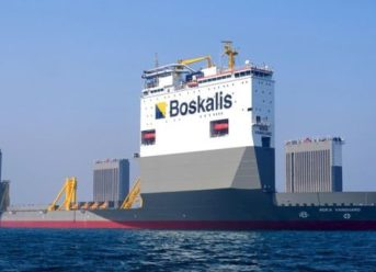 Boskalis Secures Huge LNG Module Transport Contract Worth USD 55 Million 1