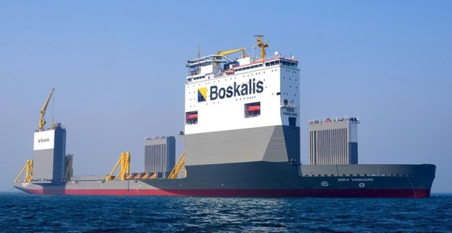 Boskalis Secures Huge LNG Module Transport Contract Worth USD 55 Million 5