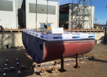 Keel Laid for Silversea Cruises' Second Muse 2