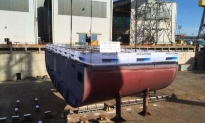 Keel Laid for Silversea Cruises' Second Muse 7