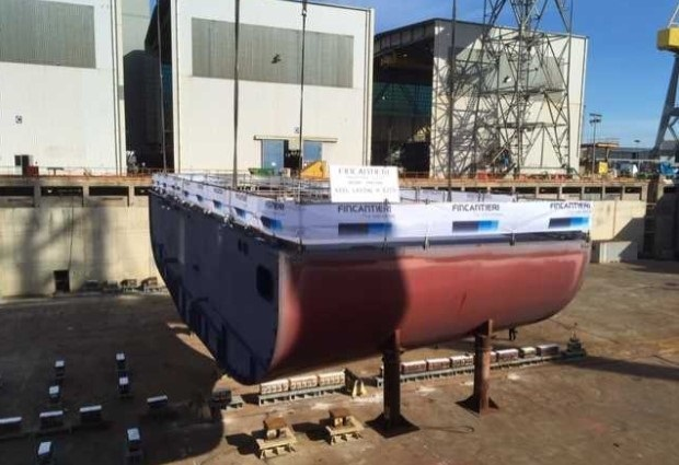 Keel Laid for Silversea Cruises' Second Muse 4