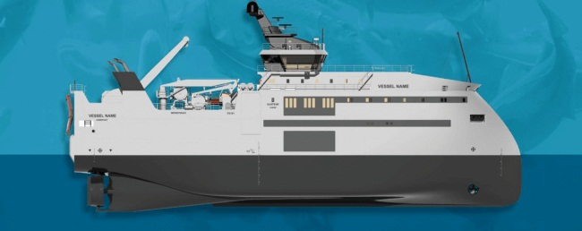 Ulstein Launches Series Of Fish Trawlers With State-Of-The-Art Sustainable Solutions 1