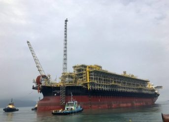 MODEC to Provide FPSO for SNE Field Offshore Senegal 1
