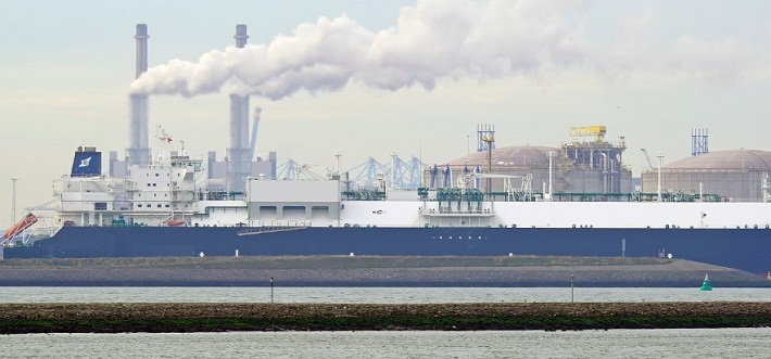 Golar LNG Secures Deals for Another FLNG Project 1
