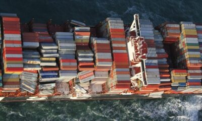 Number of Lost MSC Zoe Containers Jumps to 345