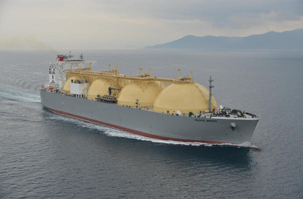 INPEX to Monitor Performance on Its Three LNG Carriers 1