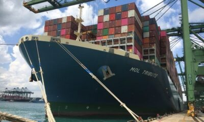 ONE Sets Container Loading Record of 19,000 TEUs 14