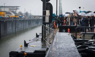 Princess Beatrix Lock Inaugurated in the Netherlands 6