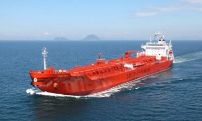Weak Chemical Tanker Market Pushes Odfjell Further into Red 5
