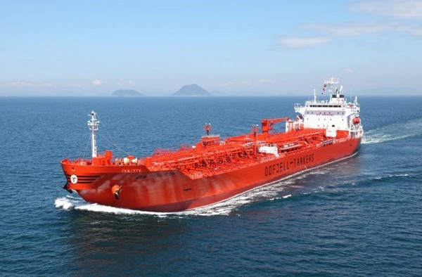 Weak Chemical Tanker Market Pushes Odfjell Further into Red 1