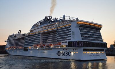 MSC Cruises Fetches USD 2.8 Bn to Finance New Ships 6