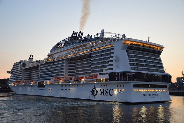 MSC Cruises Fetches USD 2.8 Bn to Finance New Ships 1