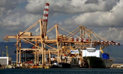 Matson Reports Higher Revenues, Lower Profits in Q4 5