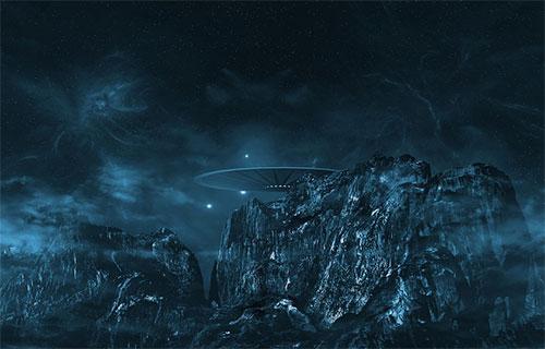 Was Atlantis Built By Aliens?