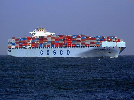 New Panamax Class Ship