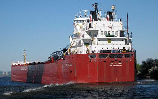 CSL Niagara Seawaymax