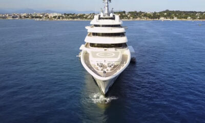Eclipse Yacht: The World's Most Expensive Private Yacht ($1.5 Billion) 14