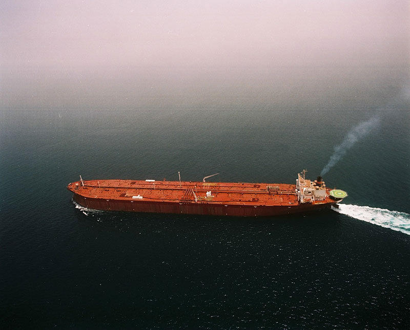Knock Nevis: World's Largest Ship Ever & It's Last Journey To Alang 10