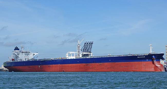 Suezmax Class Ship
