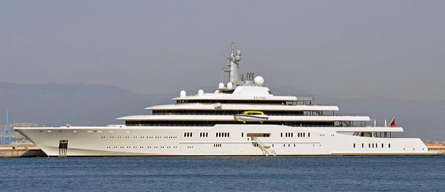 Super Yacht Eclipse