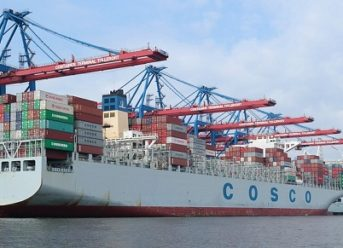 ZPMC Invests in COSCO to Enhance Business with Terminal Companies 3