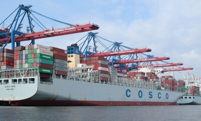 ZPMC Invests in COSCO to Enhance Business with Terminal Companies 9