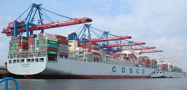 ZPMC Invests in COSCO to Enhance Business with Terminal Companies 1