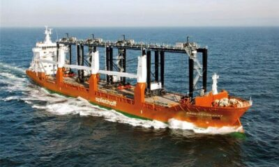 ING And EIB Provide €110m For Spliethoff's Green Shipping Investments 11