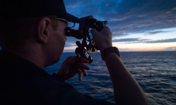 What Is A Marine Sextant? 1