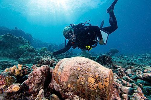 Marine Archaeologist