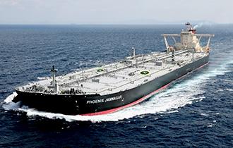 MOL Subsidiary welcomes VLCC 'Phoenix Jamnagar' to The Fleet 1