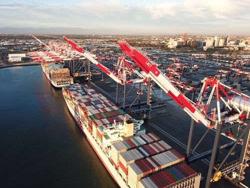 OOCL Announces Sale Of Long Beach Container Terminal 1
