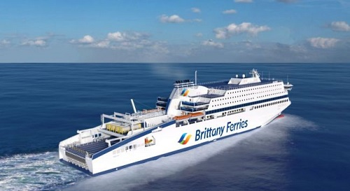 Brittany Ferries Commits To Portsmouth By Extending Long-Term Agreement 5