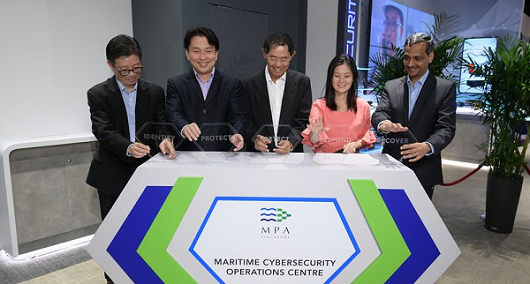 MPA Singapore Opens Maritime Cybersecurity Operations Centre 1