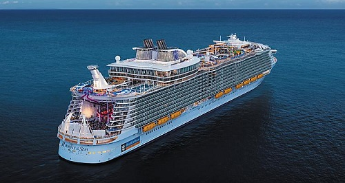 Oasis Of The Seas Set For Royal Caribbean's Largest Amplification 1