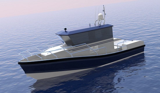 New Industry Standards To Be Set By Wight Shipyard Co (WSC))'s newbuild hybrid vessel 1