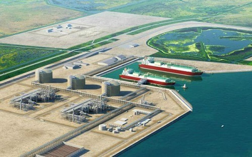 Sempra LNG and Aramco Services Company have signed HOA 5