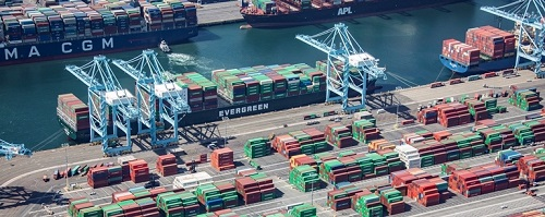 Port Of Los Angeles Becomes Busiest May With Increased Container Volumes