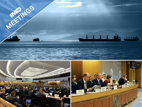 IMO's Maritime Safety Committee Meeting For Safety Matters
