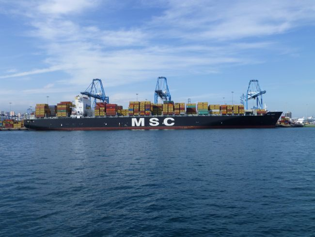 Macgregor Enters Into Agreement With MSC To Upgrade Cargo System