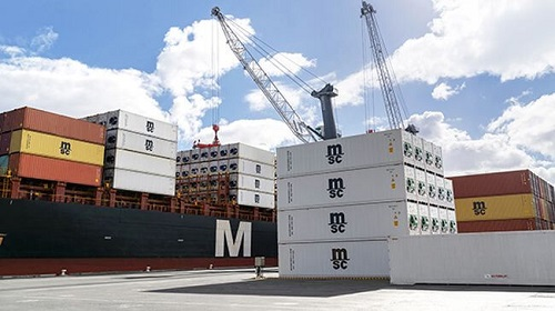 MSC Katya R. Improves Trade Links With Costa Rican And Boosts Export Links To Europe