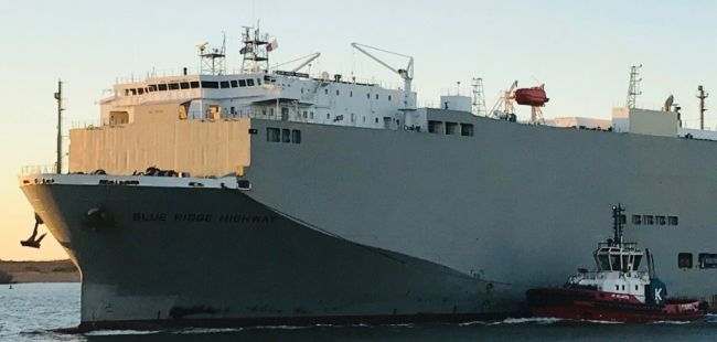Port Hedland Welcomes Its First Cost Effective RoRo Vessel