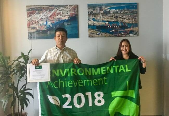 Port Of Long Beach's Green Flag Program Rewards Ocean Carriers