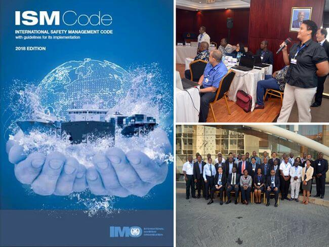 IMO's Int. Safety Management Training Is Underway Nine Countries And Is Seeking Attention