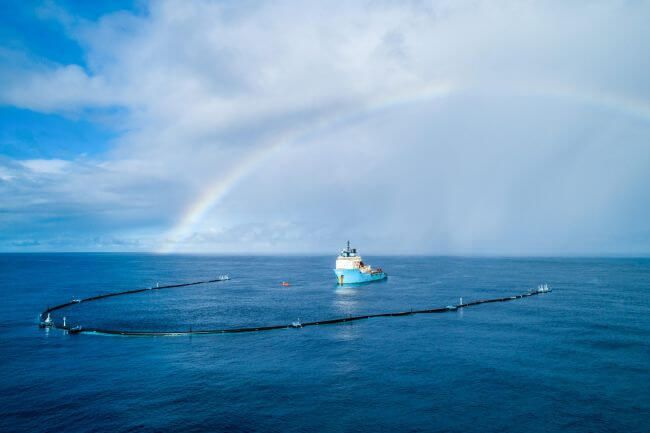 Trelleborg Supports The Ocean Cleanup To Attain Sustainable Future