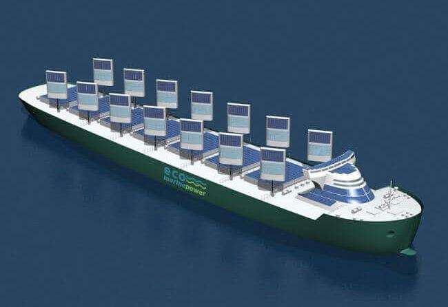 Eco Marine Power Appreciates Recently Announced Introduction Of Poseidon Principles