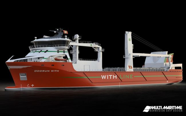 Kongsberg To Supply Power & Propulsion System For New Multi-Purpose LNG Cargo Vessel
