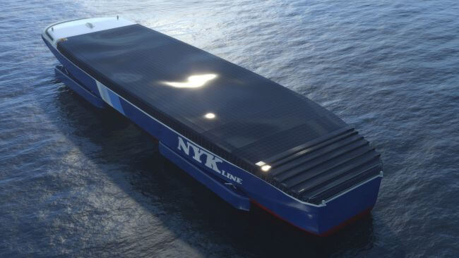NYK Ranked As Top Company By A Report For Low-Carbon Transition